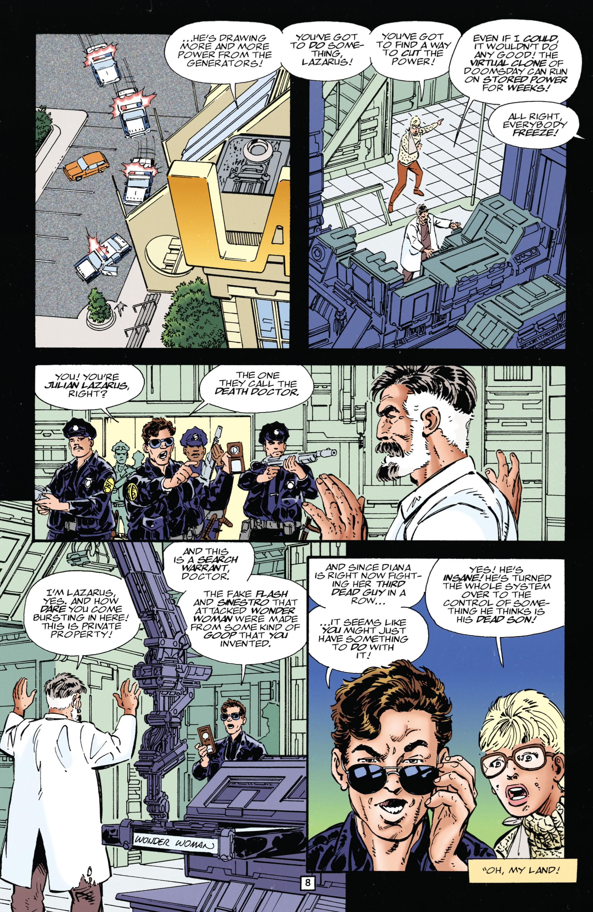 Read online Wonder Woman (1987) comic -  Issue #112 - 8