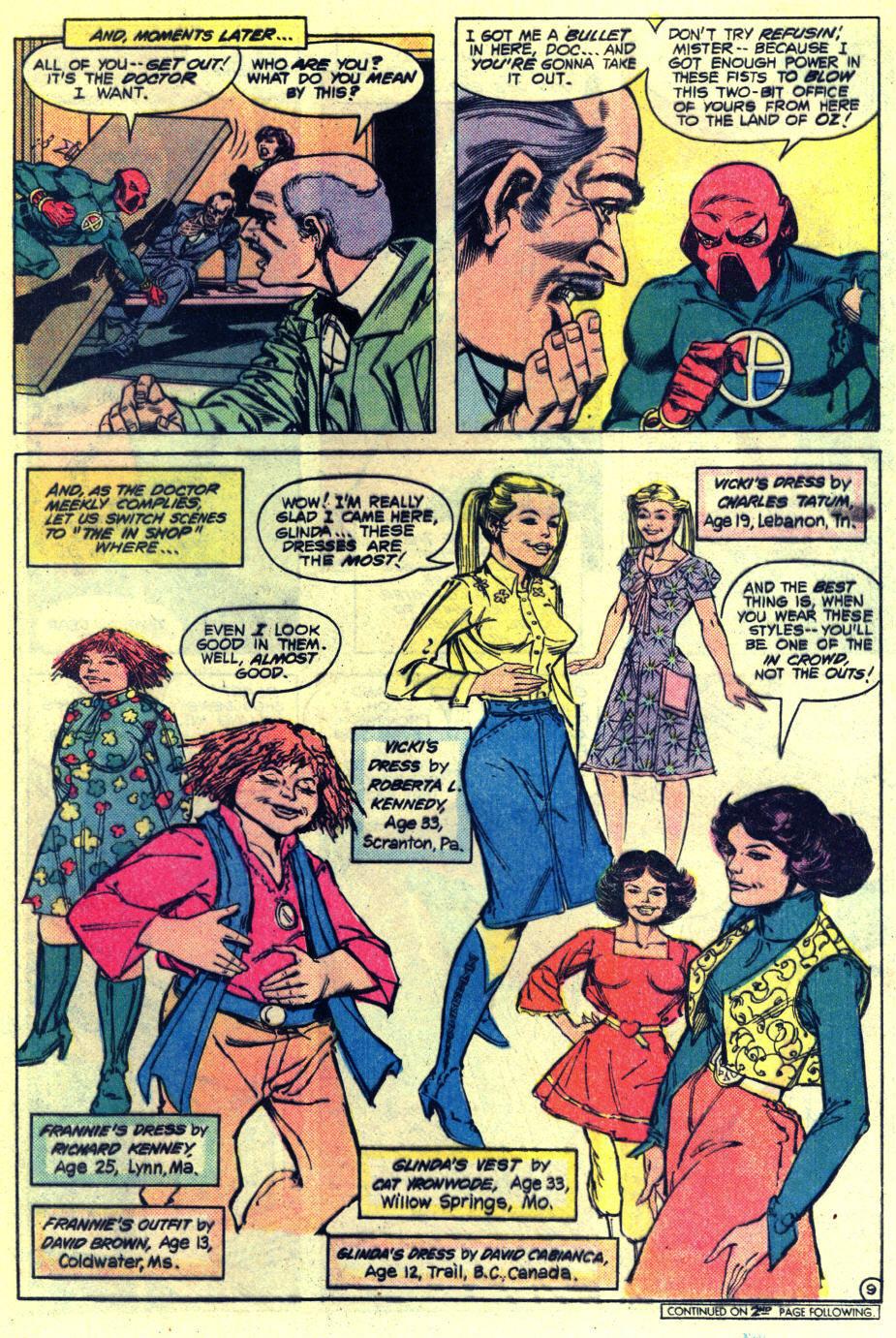 Read online Adventure Comics (1938) comic -  Issue #487 - 10