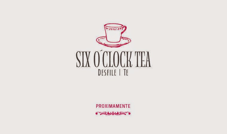 Six o Clock Tea 21 edicion
