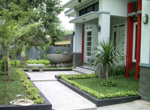 Here's Tips on Choosing Stylish Terrace for Your House Minimalist