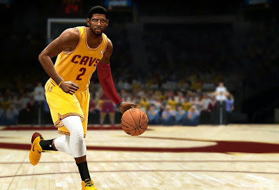 NBA Live 14 Kyrie Irving Next-Gen Xbox One PS4 Graphics