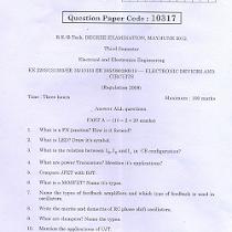 CE8301 Strength of Materials Nov Dec 2018 Question Paper