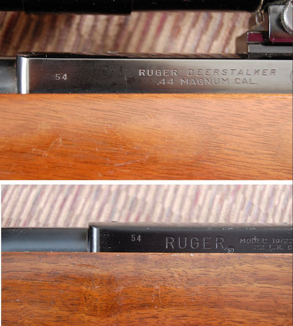 ruger 10/22 production dates by serial number