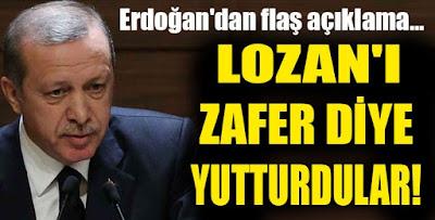Τελικά κατορθώσαμε το ακατόρθωτο. Να κάνουμε ήρωα τον Ερντογάν!!