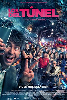 cine, película, nos vamos al cine, cartelera, los del túnel, cine español, comedia, arturo valls, natalia de molina, pepón montero,