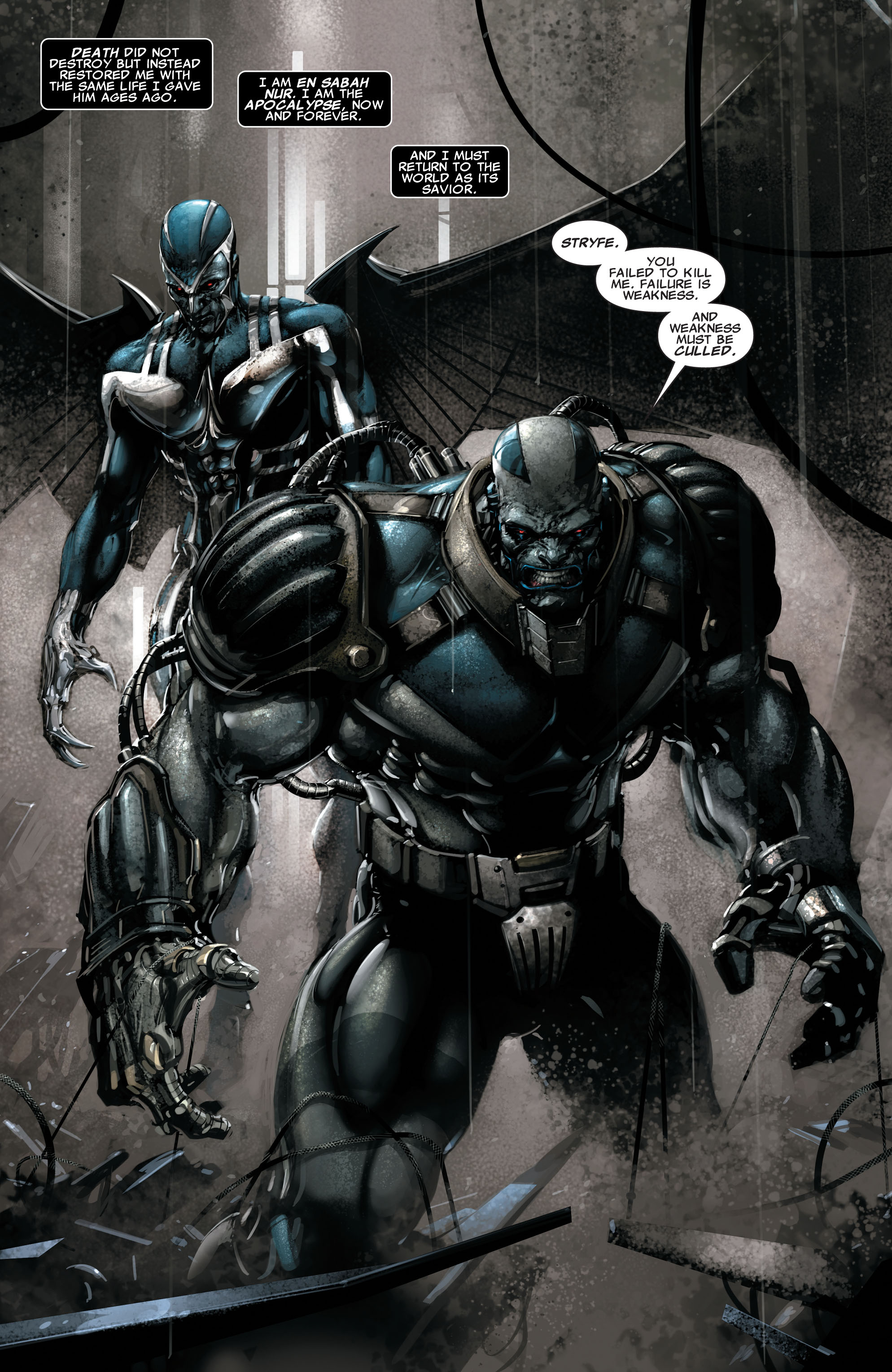 Read online X-Force (2008) comic -  Issue #16 - 9