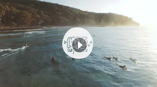 MS Friends Noosa Festival of Surfing 2017