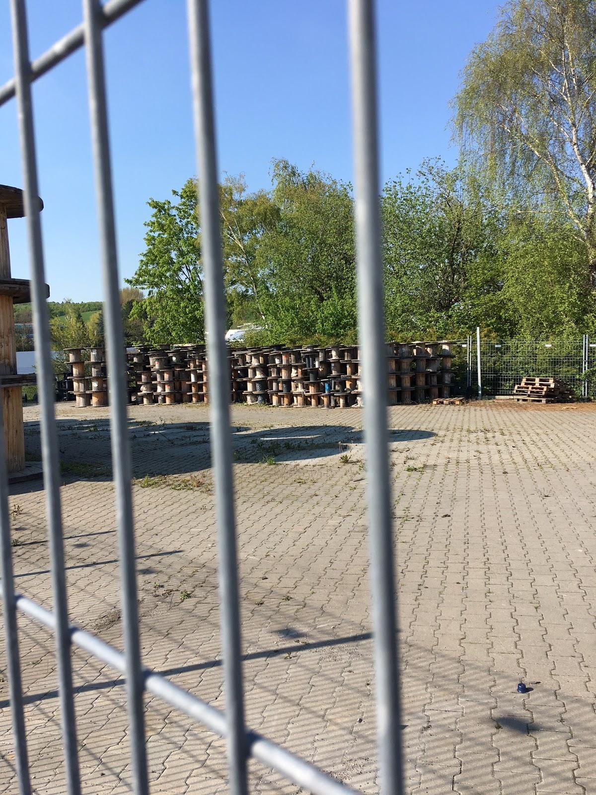 rolf´s penell blog: kupfer ist weg..holztrommeln will keiner, Einladung
