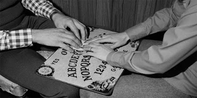 RULING ON PLAYING WITH OUIJA BOARDS