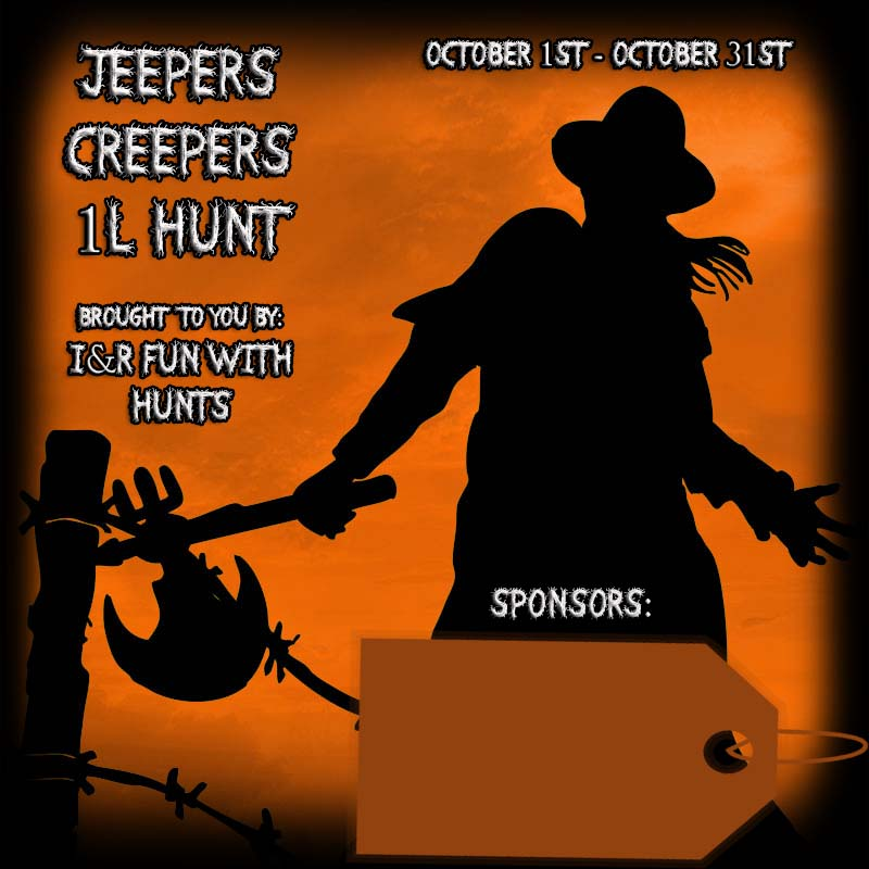Jeepers Creepers Hunt
