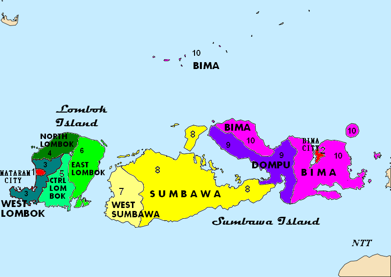Kesultanan Bima di Masa Penjajahan Belanda