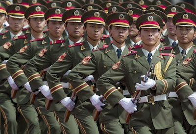 Chinese Military's Secret to Success: European Engineering