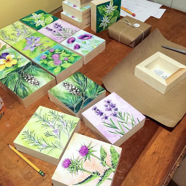 Studio, Workspace, Artist Studio, Artist, Gardener, Lisa Estabrook, Artist Interview, My Giant Strawberry