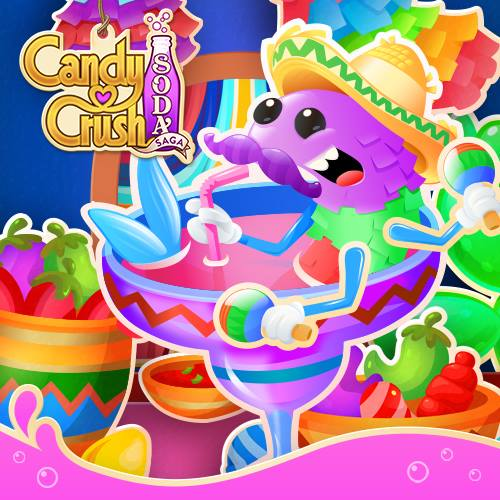 Candy Crush Soda Saga 846-865