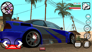 BMW M3 GTR Need For Speed DFF Only
