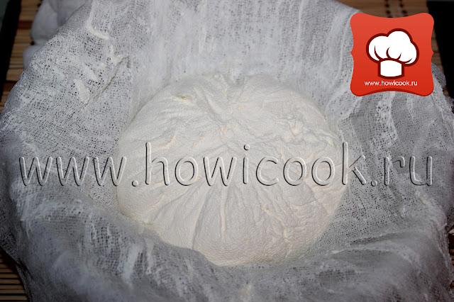 """рецепт творожный сливочный сыр """"Альметте"""" в домашних условиях"""