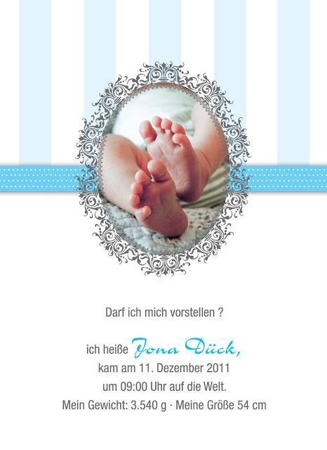 Baby Grüße