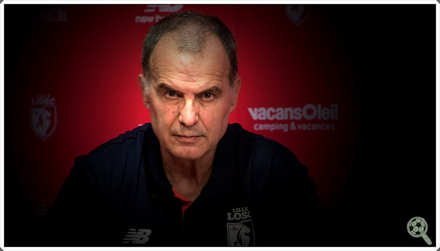 Marcelo Bielsa Lille Manager