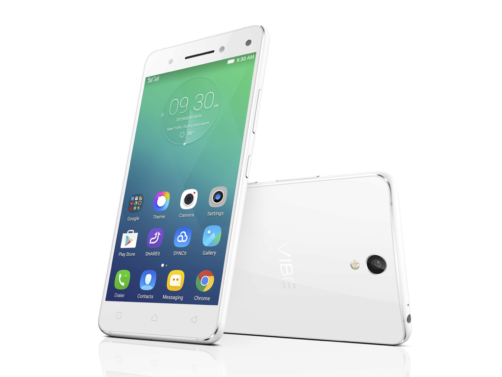 Meet the all new Lenovo Vibe S1