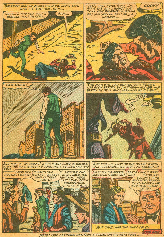 Read online Two-Gun Kid comic -  Issue #87 - 31