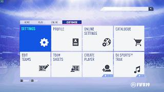 Cara Setting FIFA 19 Controller Agar Seperti PES