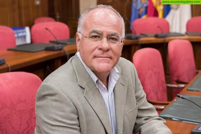 Cabrera sostiene que el tercer carril entre Las Angustias y el Time tampoco serán una realidad este mandato