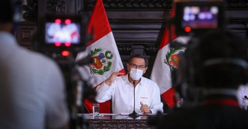 CORONAVIRUS EN PERÚ: Esta son las últimas medidas del Gobierno en el estado de emergencia (Sábado 28 Marzo)