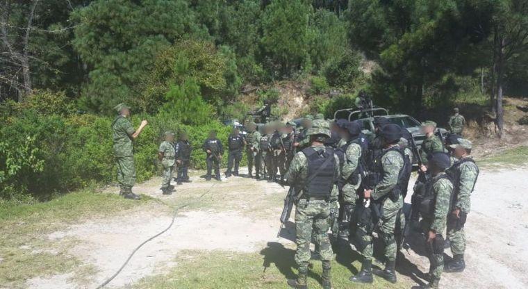 Aseguran laboratorio clandestino en Hidalgo
