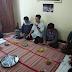 Pertemuan Antara Pengurus dengan Bapak Indra (tuan rumah)