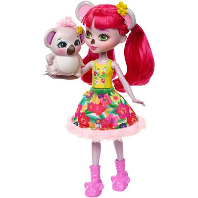 Новая кукла Mattel Enchantimals Karina Koala 2017