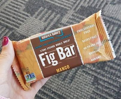Nature's Bakery Mango Fig Bar