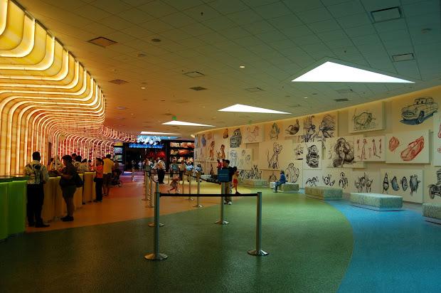 Disney World Art of Animation Resort Lion King