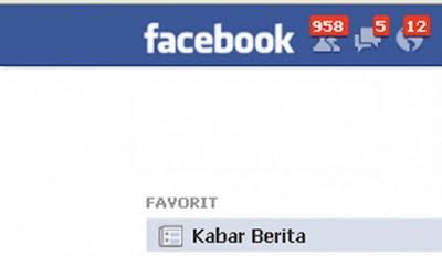 Trik Konfirmasi Pertemanan di Facebook secara Otomatis