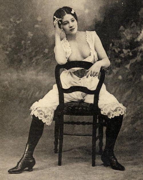 vecchia prostituta