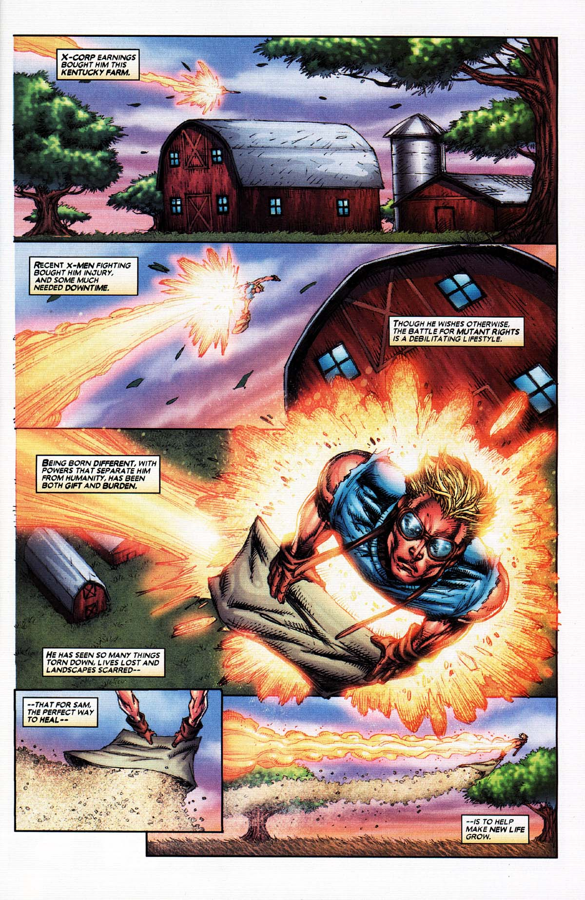 Read online X-Force (2004) comic -  Issue #2 - 4