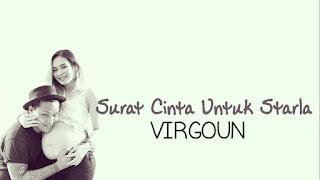 Kunci Gitar Lagu Virgoun - Surat Cinta Untuk Starla [Chord]