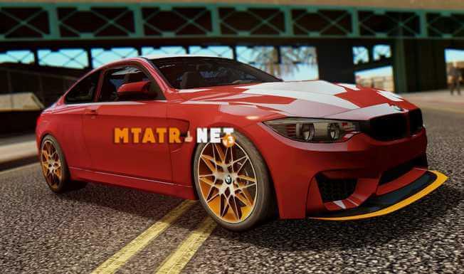 MTA SA BMW M4 GTS