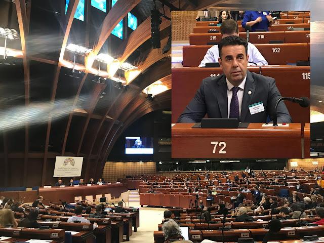Ο Δήμαρχος Ναυπλιέων στο 6ο Παγκόσμιο Φόρουμ για τη Δημοκρατία