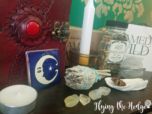 House of Rituals Box Review: Introductory Box