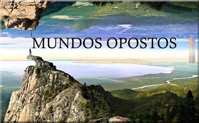 Mundos Opostos (Upside Down) - 2012