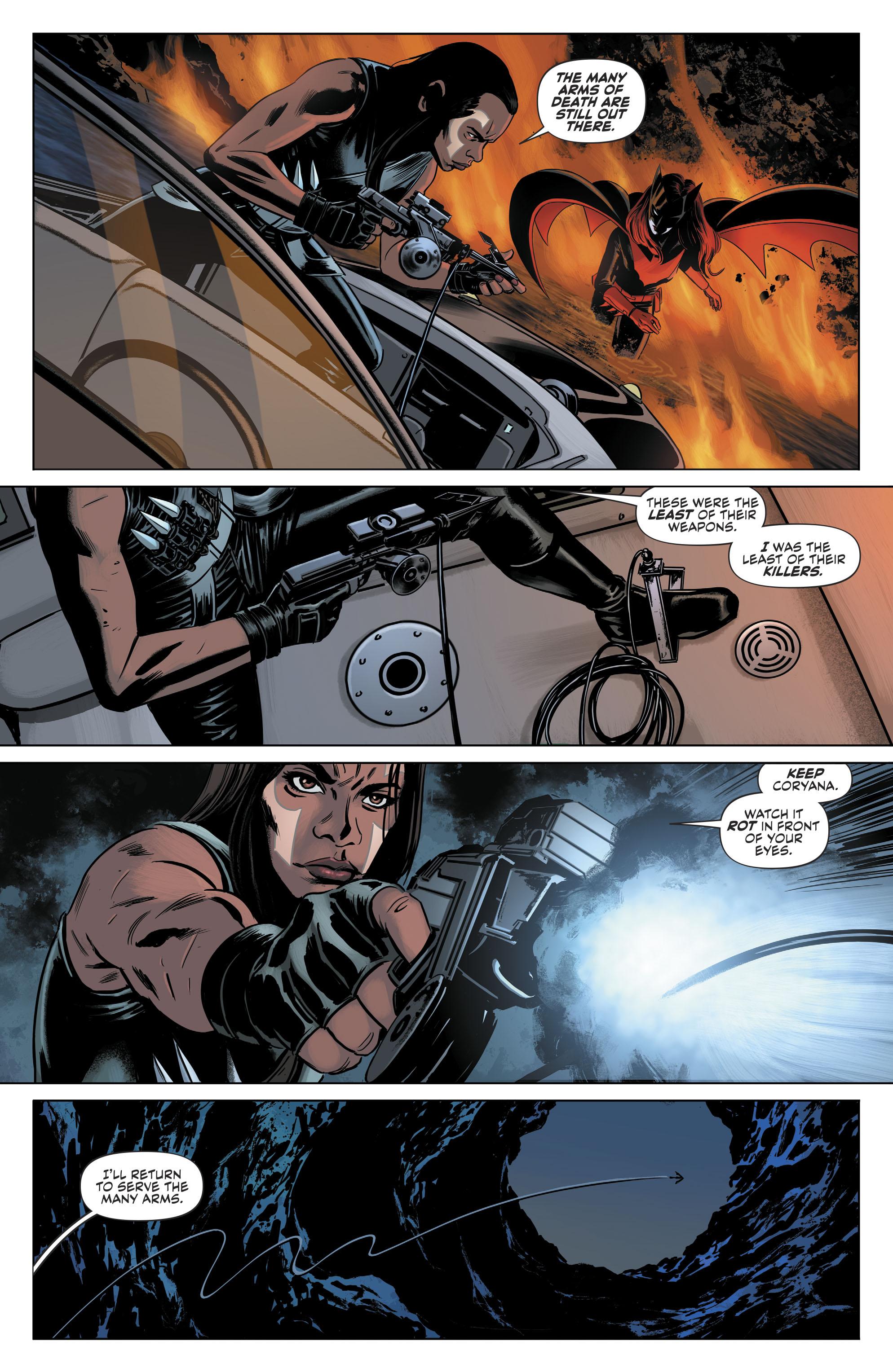 Read online Batwoman (2017) comic -  Issue #4 - 16