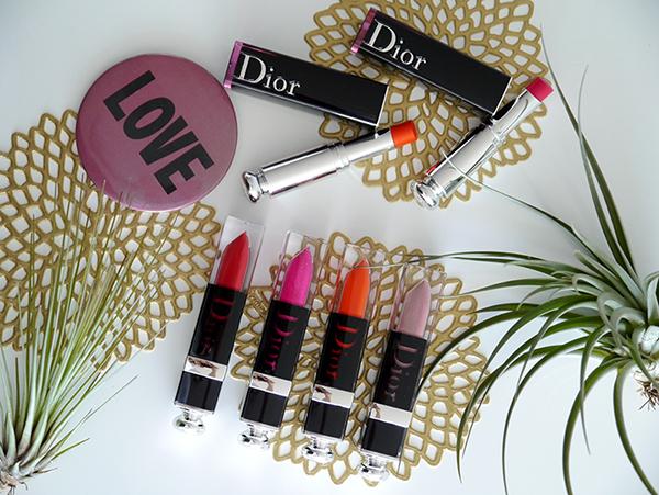Dior Addict Lacquer Plump & Lacquer Stick