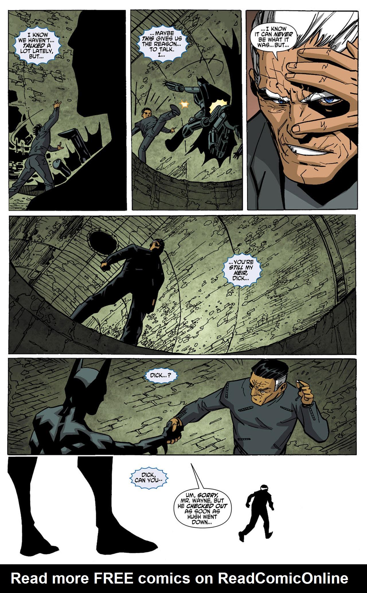 Batman Beyond (2010) Issue #6 #6 - English 21