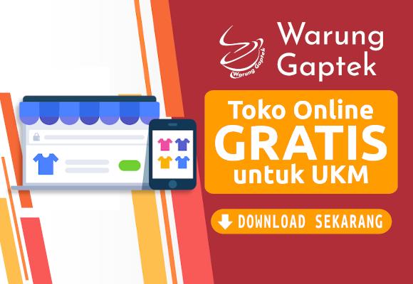 Membuat Banner Toko Online - desain banner kekinian