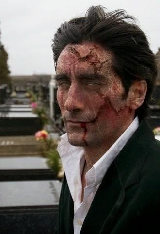 Manel Loureiro in versione Zombie