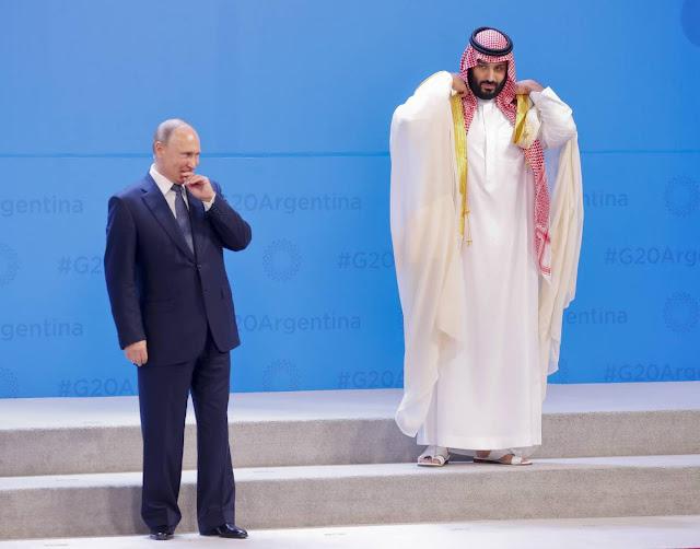 Daawo:- Maxamed  Bin Salmaan oo lagu bah-dilay shirkii G-20, geesna la isaga riixay