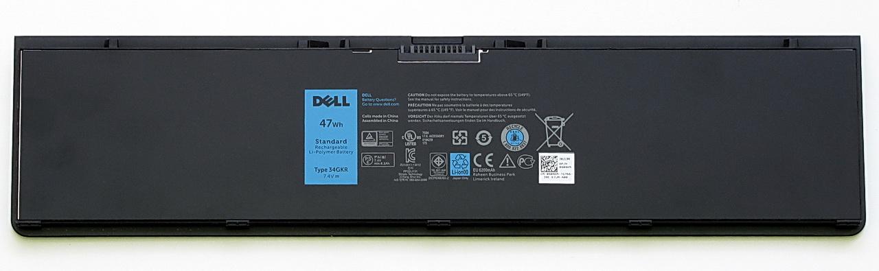 Dell Latitude E7440, batteria 47wh