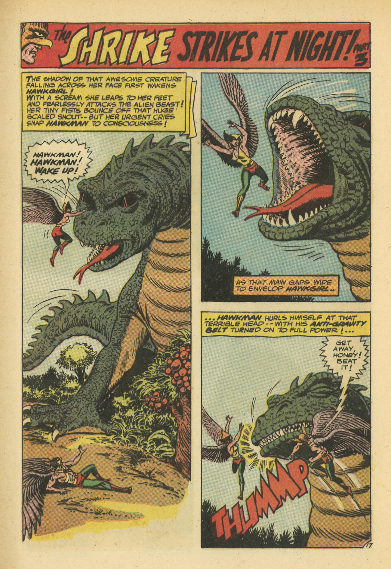 Hawkman (1964) issue 11 - Page 25