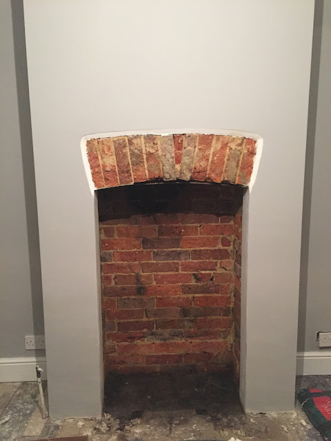 Removing glass from gas fireplace