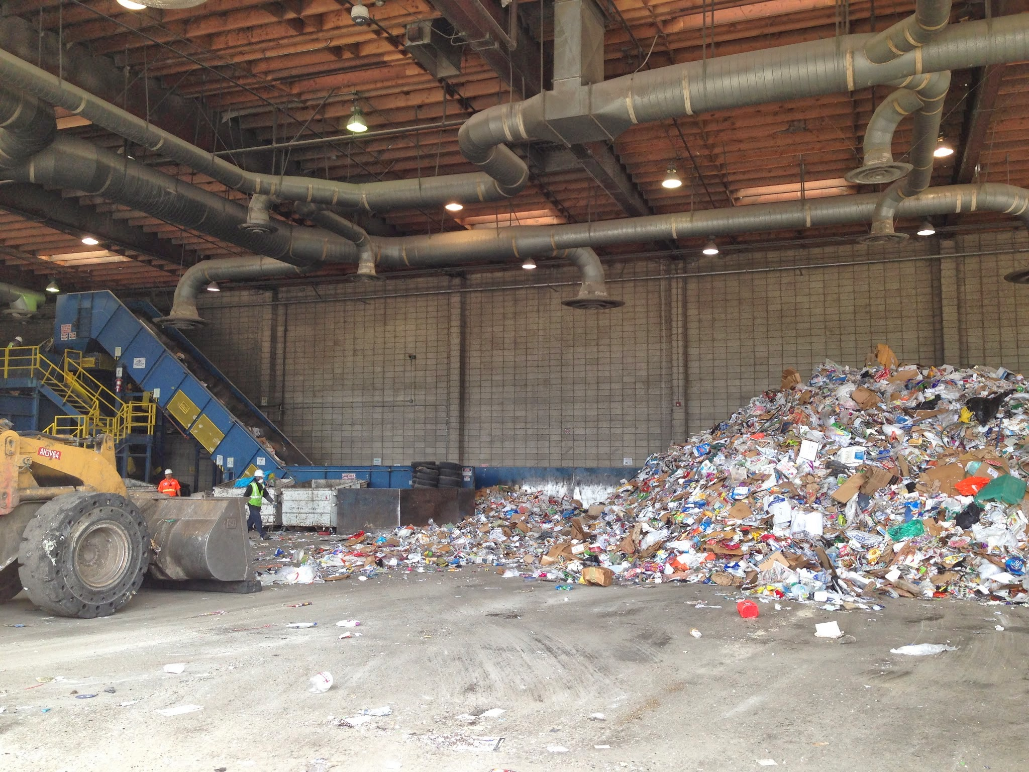 Burbank Recycling Center >> Sustainable Marketing Burbank Recycling Center